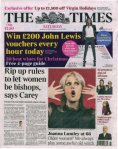 121124 - The Times Cover
