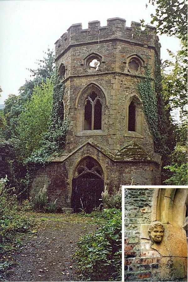 25-04 - Gunnersbury Kiln Tower