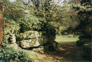 5-1-21-02 - Westonbirt Rock Garden 3