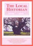130500 - Local Historian Cover 500 x 700