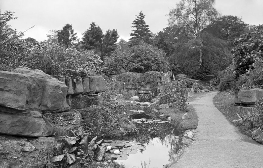 5-10-36-2 - Bearwood Stream c1902 - CL