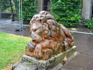 5-10-42-3 - Insole Court - Lion Asleep - A Salisbury 049