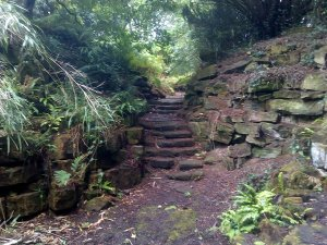141102 - Lamberhurst Sunken Garden