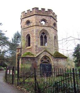 141103 - Gunnersbury Park - Potomac Pulham tower