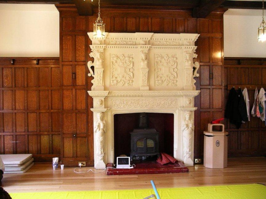5-10-47-06 - Piggots Manor - Fireplace 1