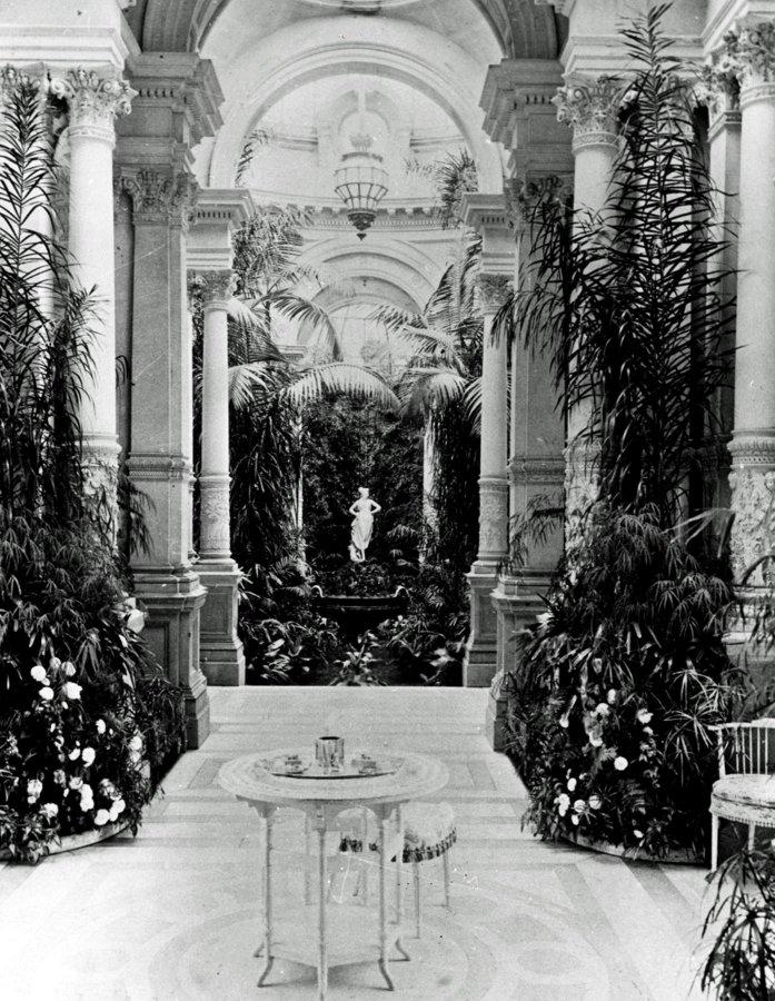 5-10-48-02 - Halton House - Winter Garden Interior 1