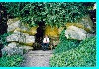 151210 - Waddesdon Grotto