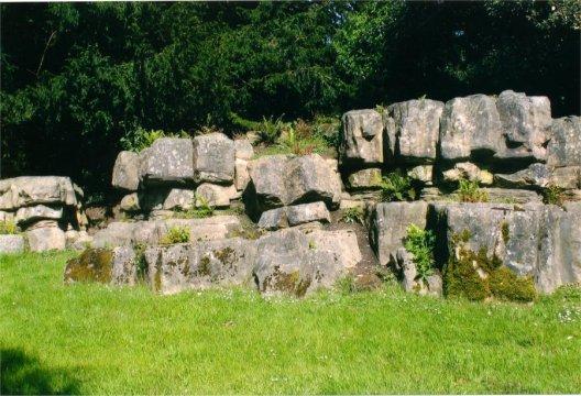 160710 - Worth Park Rockery- M Clarik