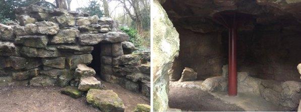 170506 - Waddesdon Tulip Hill Restoration