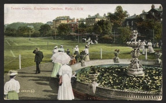 170524 - Ryde - Esplanade Fountain