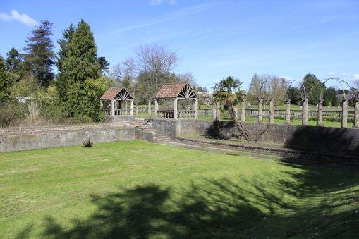 170806 - Dyffryn - Sunken Garden abd Pergola - D Edmunds _MG_2128