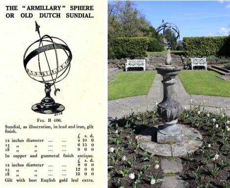 170810 - Armillary Sundial