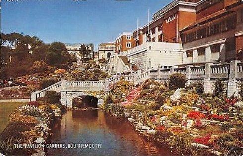 171117 - Bournemouth Pavilion Gardens